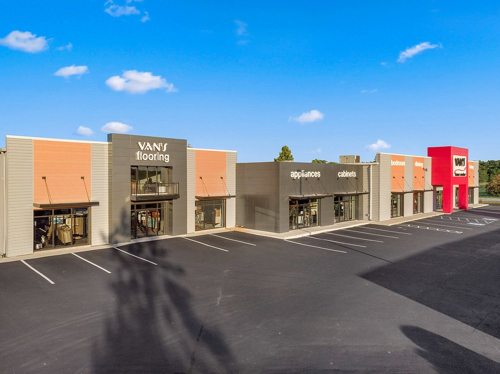 Van's Home Center: 106 Peckhart Ct, Auburn, IN