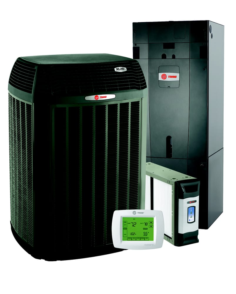 Electric propane gas furnaces ductless systems heat for Gas home heating systems