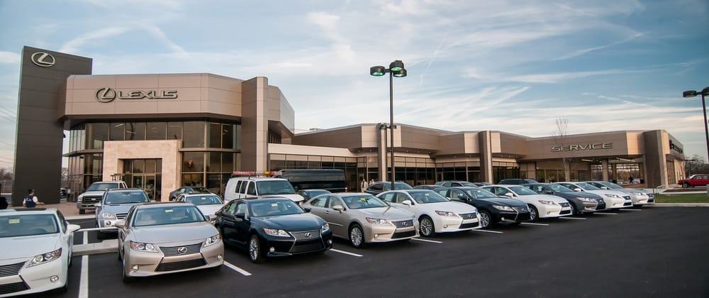 Lexus of Nashville Exterior - Yelp