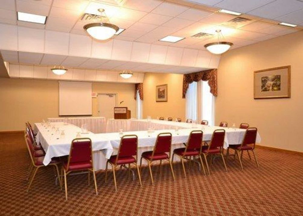 Quality Inn & Conference Center: 1411 Liberty St, Franklin, PA