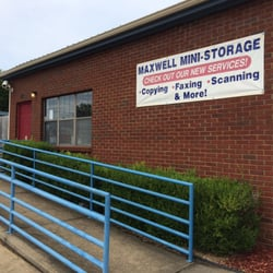 Photo Of Maxwell Mini Storage Montgomery Al United States Front Office
