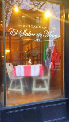 Restaurant El Sabor de México