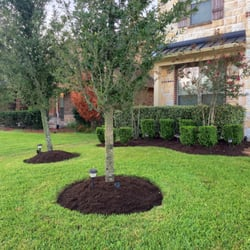 Photo Of Fresh Lawn Mowing Service   Houston, TX, United States. Final  Result