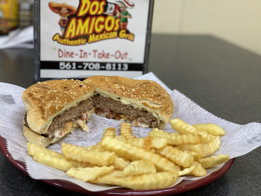 Dos Amigos Mexican Restaurant: 890 US-27 N, South Bay, FL