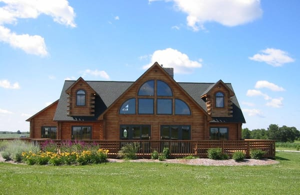 Gastineau Log Homes >> Gastineau Log Homes - Contractors - 10423 Old US Highway ...