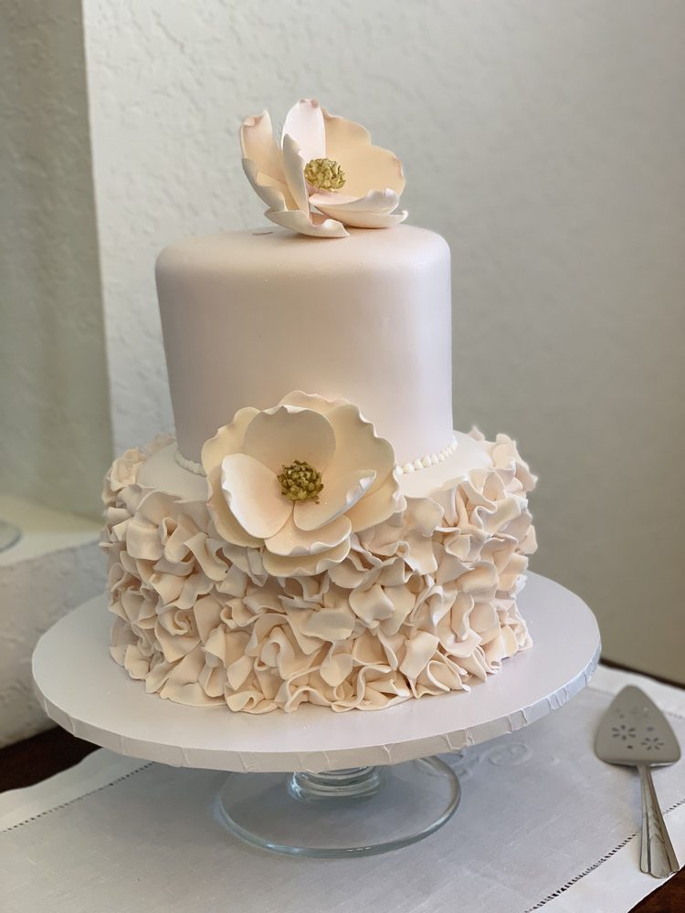 Bridal Shower Cake - Yelp