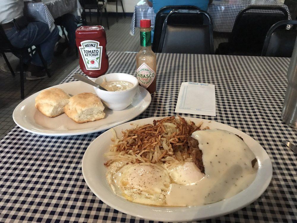 Pioneer Cafe: 307 Main St Main St, Sulphur Springs, TX