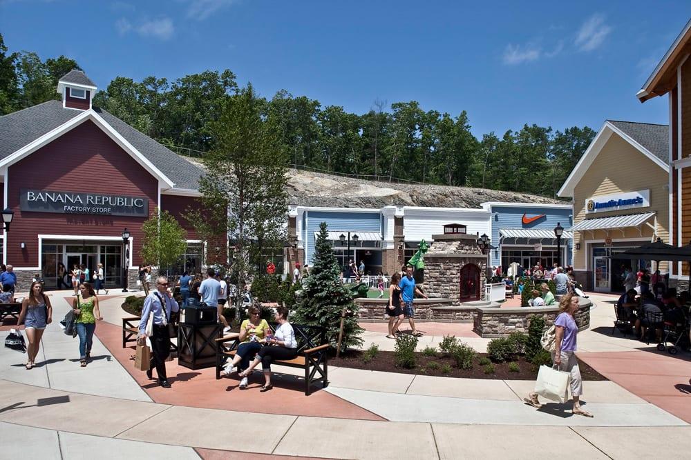 Photo of Merrimack Premium Outlets: Merrimack, NH