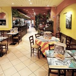 Ristorante del arte italienisch centre commercial cora massy essonne frankreich - Massy centre commercial ...