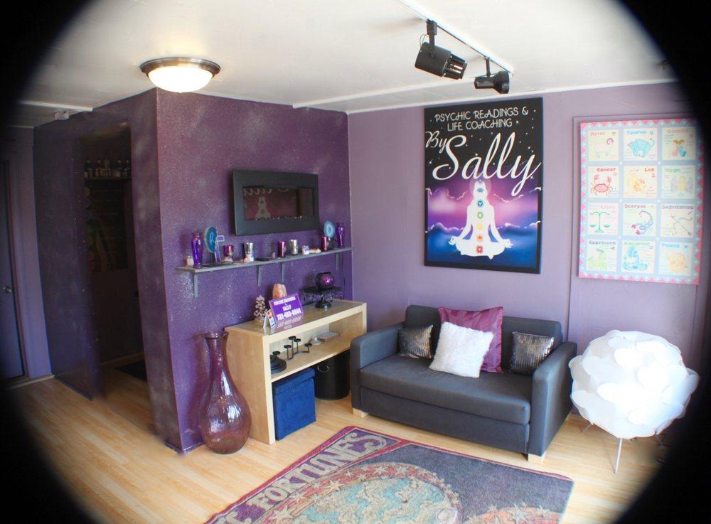 Social Spots from Psychic Reader & Spiritual Adviser Sally