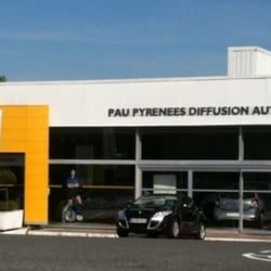 renault pau car dealers route de tarbes idron. Black Bedroom Furniture Sets. Home Design Ideas