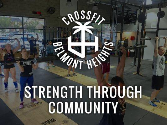 CrossFit Belmont Heights