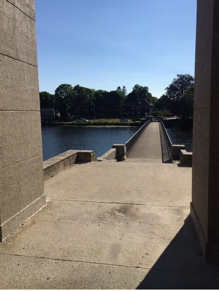 Island Grove Park: 200 Park St, Abington, MA