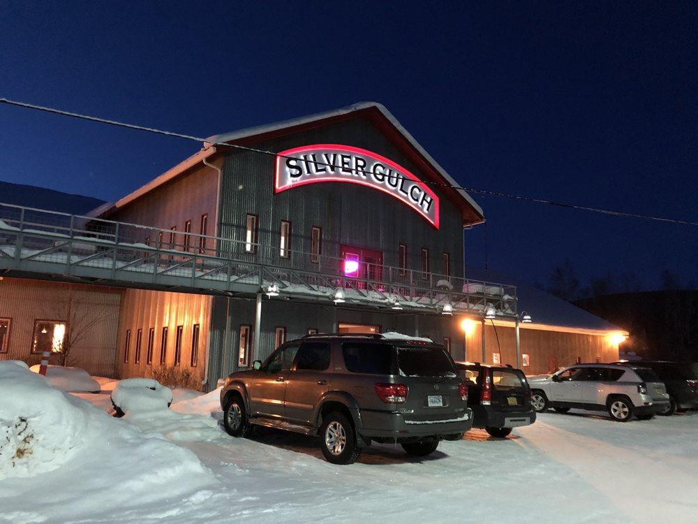 Silver Gulch: 2195 Old Steese Hwy N, Fairbanks, AK