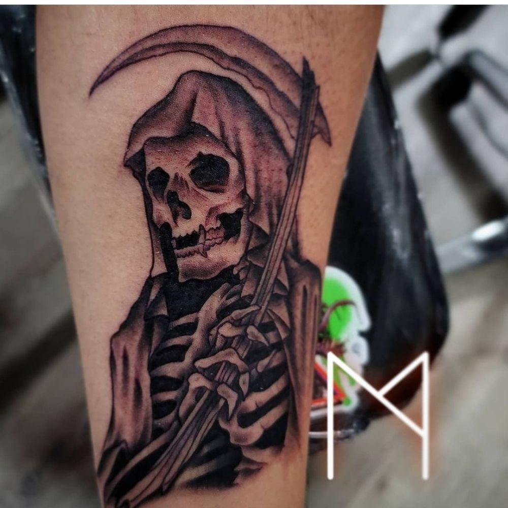 Atmosphere Tattoo Gallery: 9729 W Grand Ave, Franklin Park, IL