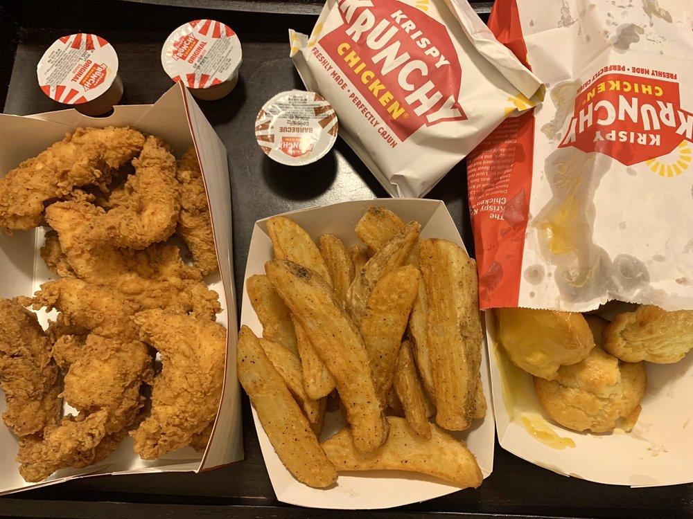Krispy Krunchy Chicken: 4101 Rucker Ave, Everett, WA