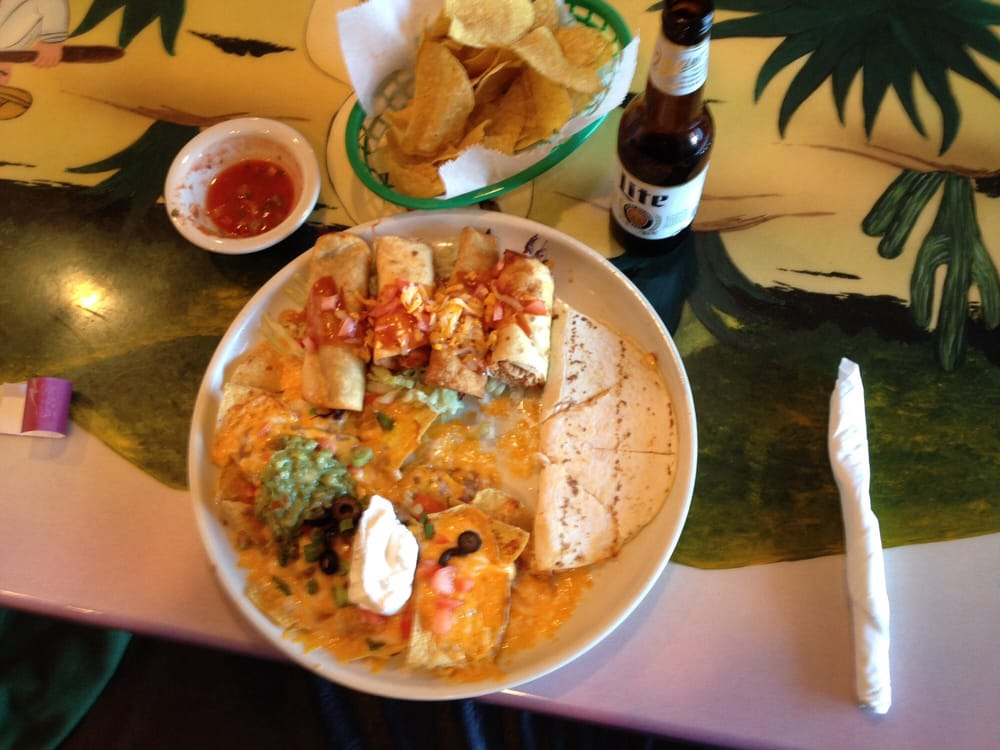 Guadalajara Mexican Restaurant: 3015 6th Ave SE, Aberdeen, SD