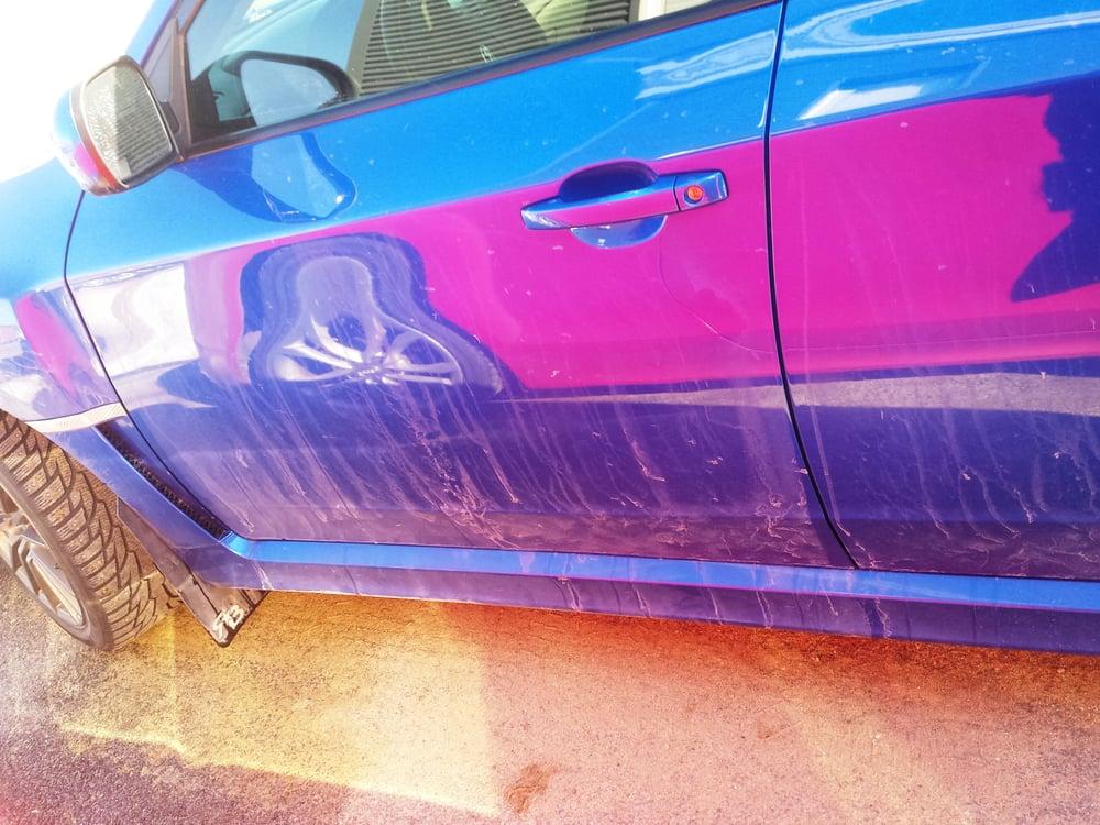 Yvon's Touchfree Car Wash: 775 Portland Rd, Saco, ME