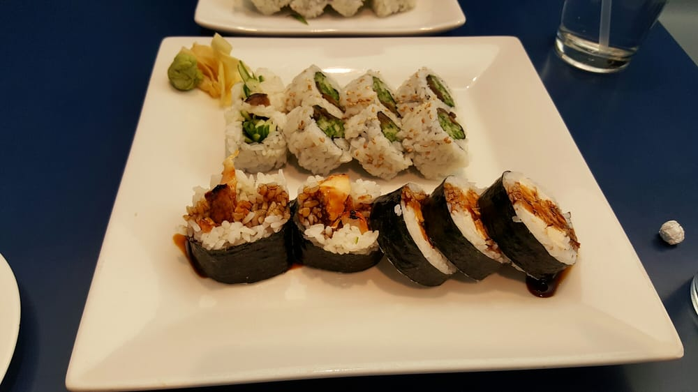 Lansing Sushi Restaurants