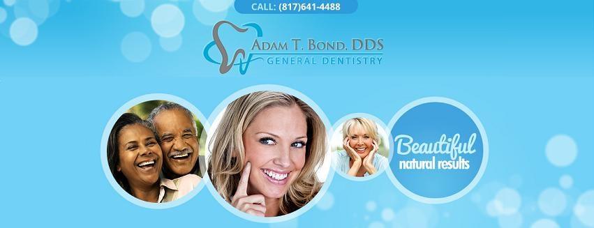 Adam T Bond, DDS: 209 N Ridgeway Dr, Cleburne, TX