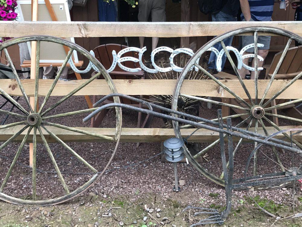 Ole' Covered Wagon Tours: Wellsboro, PA