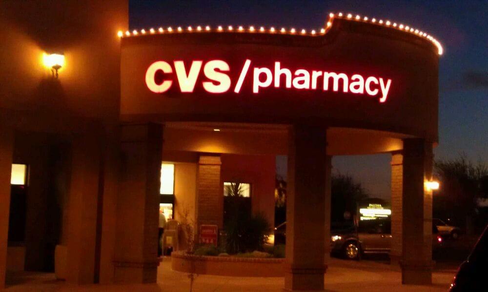CVS Pharmacy: 6370 North Campbell Ave, Tucson, AZ