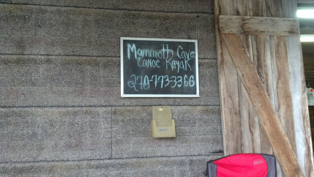 Mammoth Cave Canoe & Kayak: 1240 Old Mammoth Cave Rd, Cave City, KY