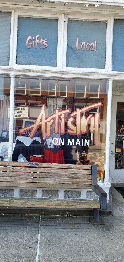 Artistry on Main: 27 E Main St, Buckhannon, WV