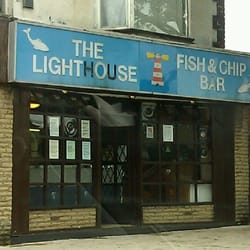 Light house fish shop fish chips 51 coleshill road for Fish house lights