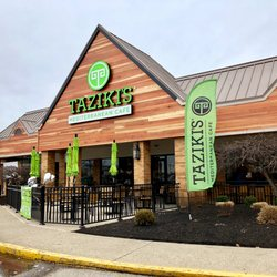 Taziki S Mediterranean Cafe 24 Photos Reviews 7841 Tylersville Rd West Chester Township Oh Restaurant Phone Number
