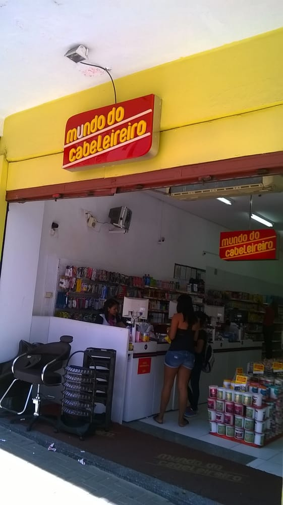 f5022f43b0 Mundo do Cabeleireiro - Produtos de Beleza - Rua Nova, 270, Recife - PE -  Número de Telefone - Yelp