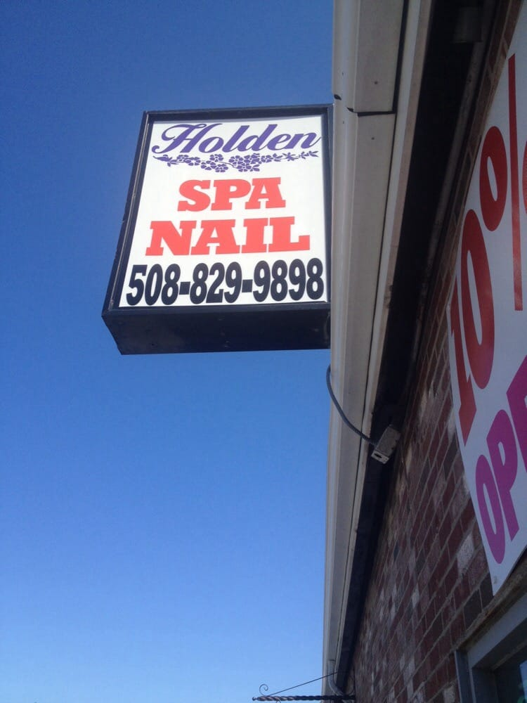 Holden Nail: 787 A Main St, Holden, MA