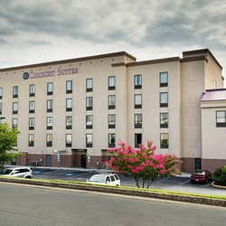 Photo Of Comfort Suites Southpark Colonial Heights Va United States