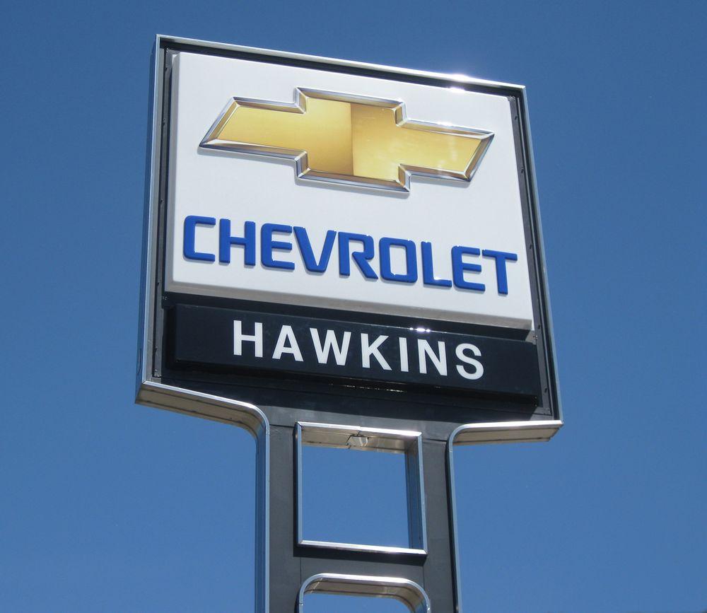 Hawkins Chevrolet: 1304 E Blue Earth Ave, Fairmont, MN