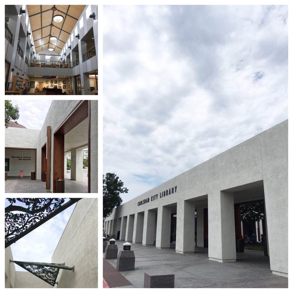 City of Carlsbad - Library
