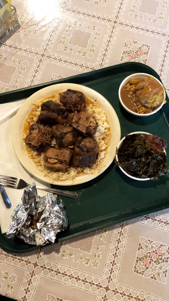 Madea's Down Home Cooking: 1019 W Enon Ave, Fort Worth, TX