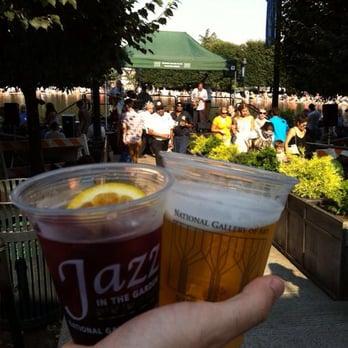 photo of national gallery of art friday jazz in the garden series washington - Jazz In The Garden Dc