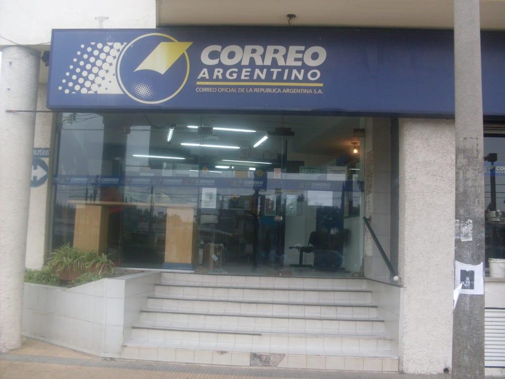 Correo argentino oficinas de correos av eva peron for Telefono oficina de correos