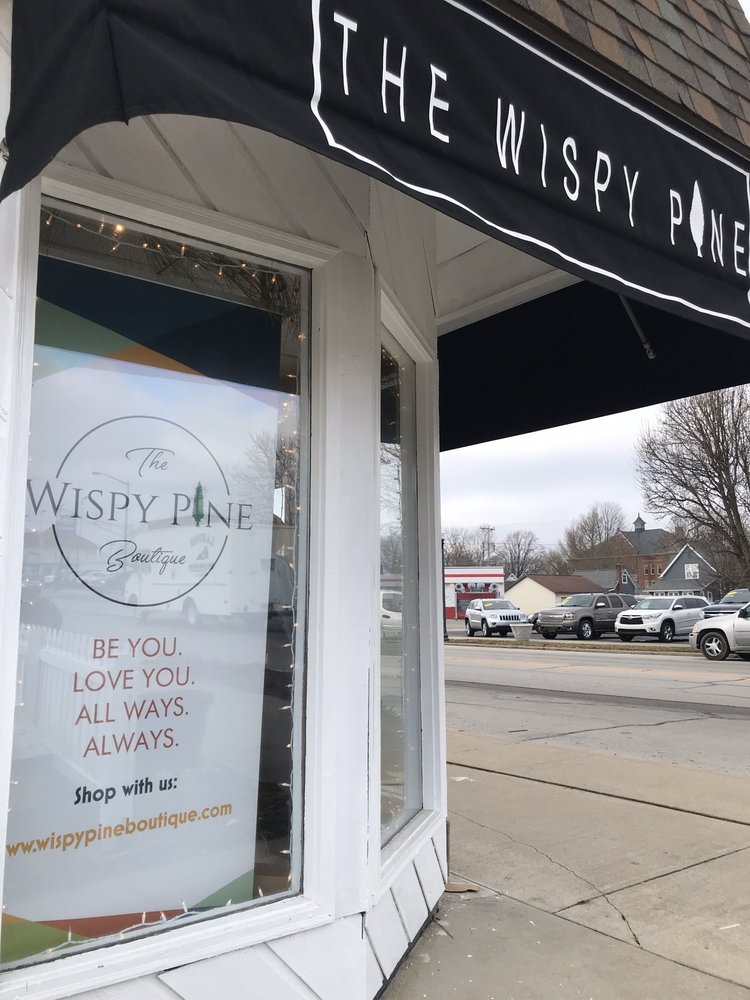 The Wispy Pine Boutique: 121 W Main St, Gas City, IN