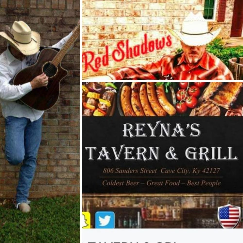 Reyna's Tavern & Morgan's Barbeque: 806 Sanders St, Cave City, KY