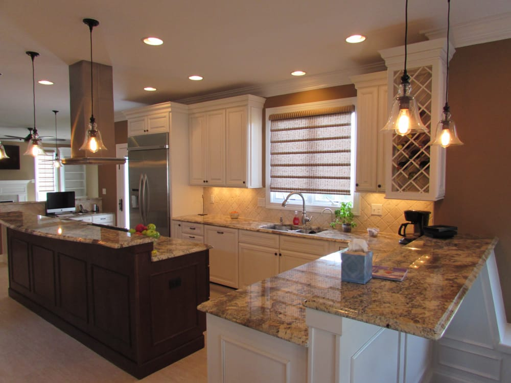 New Kitchen Remodel By Talon Construction In Middletown MD Great Impressive Kitchen Remodeling In Maryland Set