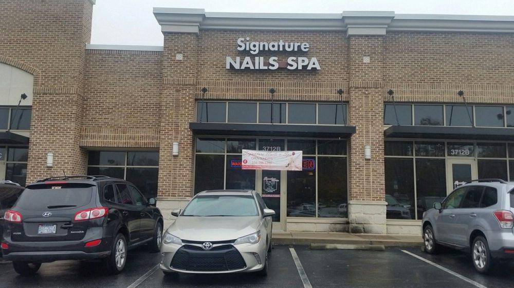 Signature Nails and Spa Gift Card - Greensboro, NC   Giftly