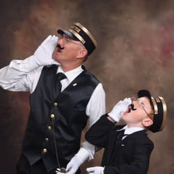 dd2cad6d62 Train Conductor Costumes - Costumes - Bodega Bay