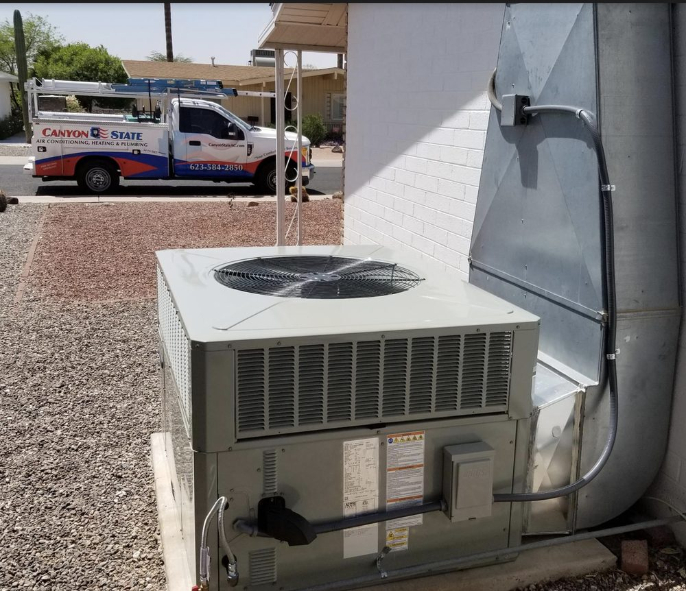 Photo Of Canyon State Air Conditioning Heating Plumbing Sun City West Az