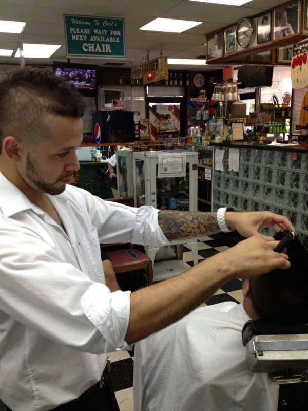 Photos for Carl's Barber Shop - Yelp