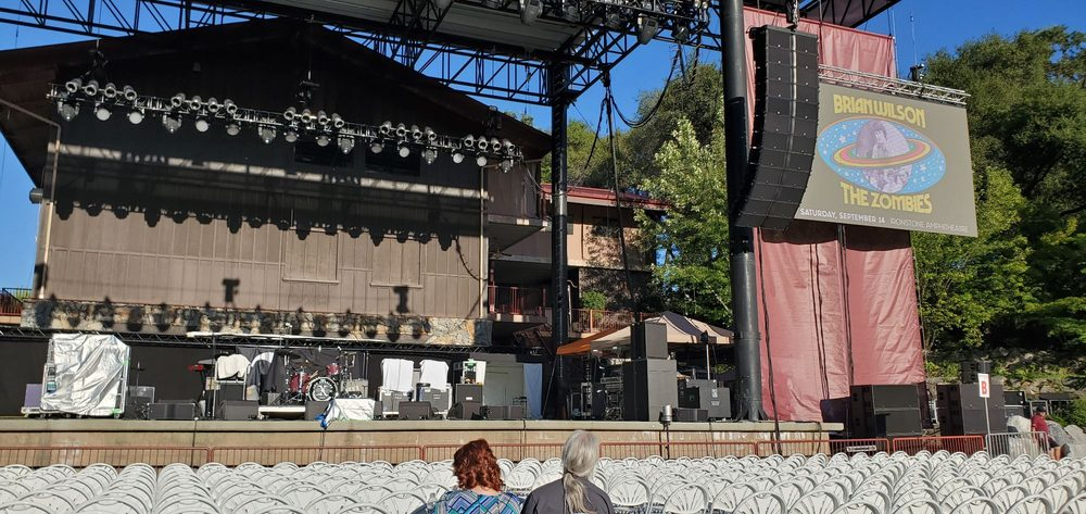 Ironstone Amphitheatre: 1894 Six Mile Rd, Murphys, CA