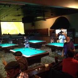 Chattanooga billiards club east
