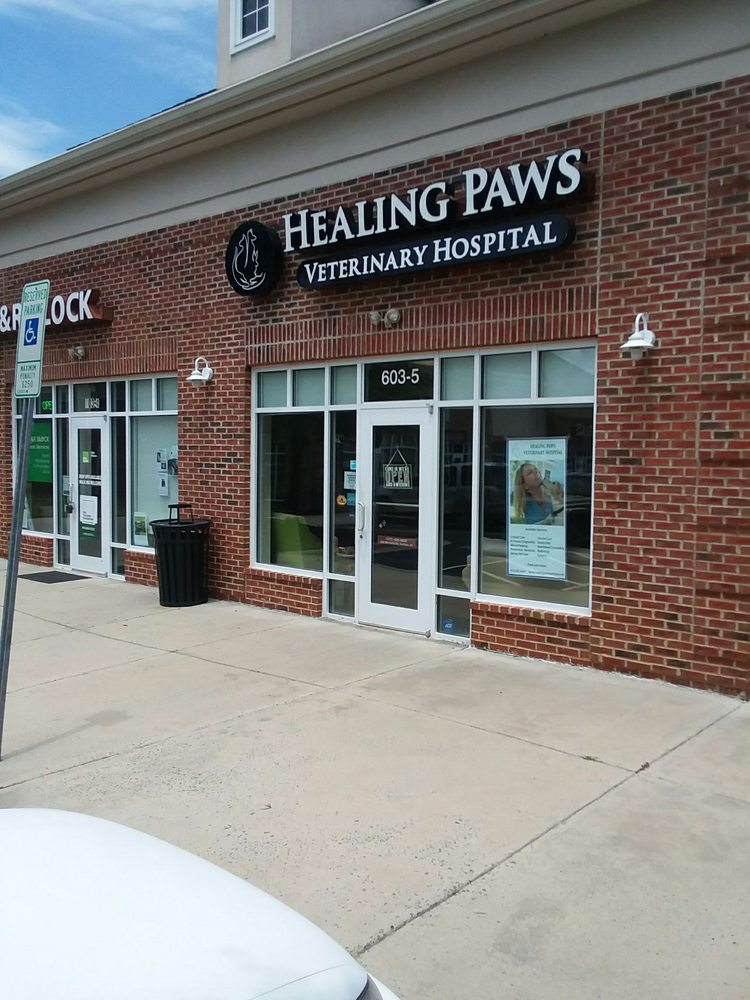 Healing Paws Veterinary Hospital: 540 Hampton Pointe Blvd, Hillsborough, NC