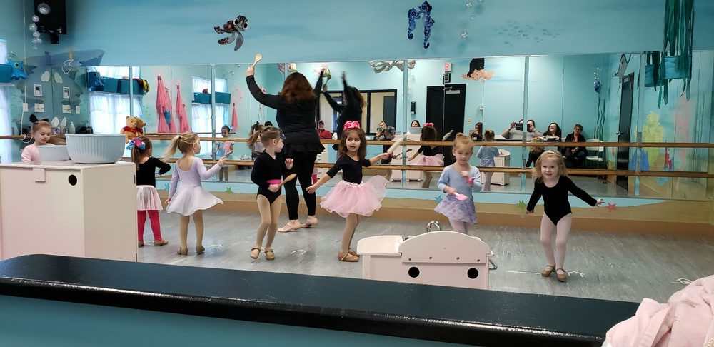 Tippy Toes School of Dance: 5135 Commerce Square Dr, Indianapolis, IN