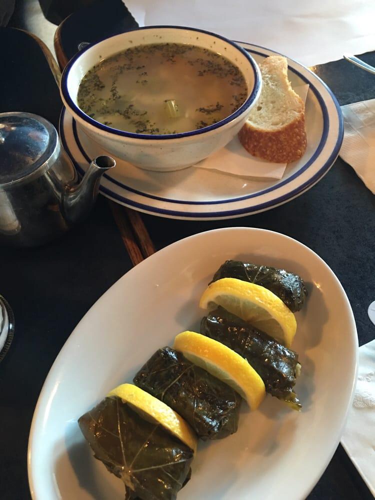 Greek Restaurant Santa Cruz Ca